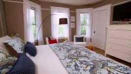 Junk Gypsy Bedroom Makeover - bohemian bedroom makeover video hgtv