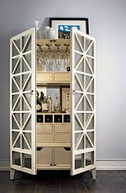 wall unit bar cabinet living room decorating ideas pinterest using book sheves wall unit