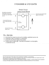 rocker switch wiring diagram with simple images diagrams wenkm