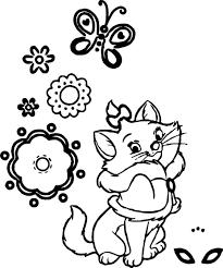 disney aristocats shape coloring wecoloringpage