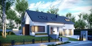 Stadtvilla Kaufen Hausgrundrisse Grundrisse Bungalow Mit Dachgeschoss Stadtvilla