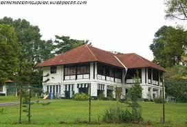 colonial house portsdown seletar sembawang colonial houses remember singapore