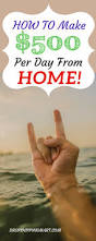 Make Money At Home Ideas The 25 Best Make Money At Home Ideas On Pinterest