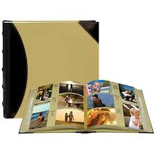 500 photo album pioneer 622500 sewn bookbound photo album 4x6 500 622500