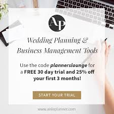 wedding planning software promote your business to wedding and event planners