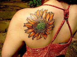 20 sunflower tattoos tattoofanblog
