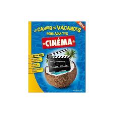 jeux de cuisine pour adulte loisirs jeux cahier de vacances pour adultes spécial cinéma e