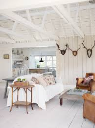 an english white cabin beach home tour glitter inc glitter inc