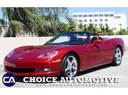 used 2008 corvette convertible for sale 2008 chevrolet corvette for sale with photos carfax
