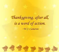 25 great thanksgiving quotes