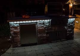 Outdoor Kitchen Lighting Outdoor Lighting St Louis Poynter Landscape