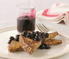 french toast with blueberries south beach diet healthy recipes