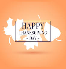 happy thanksgiving day royalty free vector image
