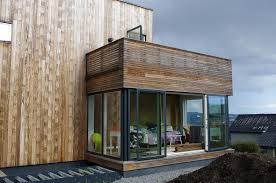 76 year old funkis home in norway gets a passive house makeover