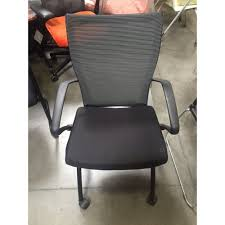 Office Chairs With Wheels X99 Nesting Chair With Wheels