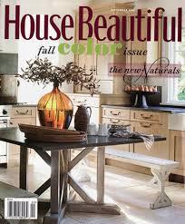 Housebeautiful Marshall Watson Interiors House Beautiful Fall Color Issue