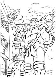 friends ninja turtles coloring free printable coloring pages