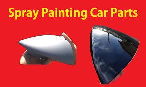 spray painting car parts part 43 carlas removable car