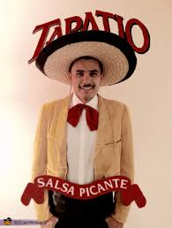 Bottle Halloween Costume Tapatio Man Costume Sauce Costumes Sauces