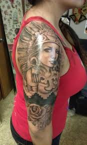 22 best indian tattoo sleeves for women images on pinterest