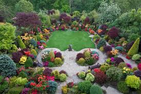 Summer Garden Ideas - four seasons garden the most beautiful home gardens in world