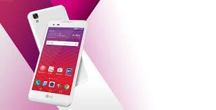 lg tribute hd smartphone for virgin mobile ls676 lg usa