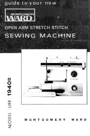 the 25 best montgomery ward sewing machine ideas on pinterest