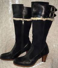 womens black combat boots size 11 womens ugg combat boots marela style 1005687 size 10 black w20 ebay