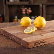 Boos Block Cutting Board The Pioneer Woman Cowboy Rustic 11