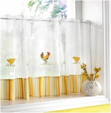 Kitchen Curtains Uk by Fabulous Beige Kitchen Curtains And Inch Botom Hem Side Hems