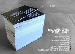 Plastic Business Cards Los Angeles Los Angeles Business Card Printing La Same Day Full Color