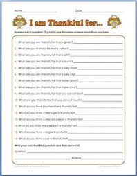 thanksgiving theme unit free printable worksheets and