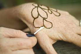 100 3 ways to draw henna tattoos wikihow how to make a