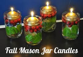 home decor with candles life with 4 boys diy home decor fall mason jar candle