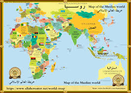 Middle Eastern Map Middle East World Flag Country Map World Maps