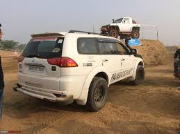 mitsubishi outlander sport off road off road adventure zone gurgaon 4x4 track with 25 obstacles