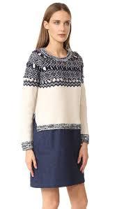 fair isle sweater dress clu s clu fair isle sweater dress sneaker cabinet