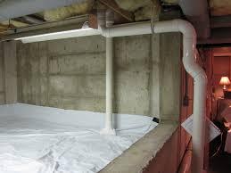 radon mitigation photos of radon remediation system installation