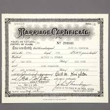 crawford joan marriage certificate for crawford u0027s marriage to