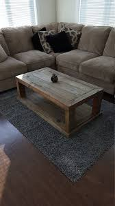 gray wood side table jaden coffee table pinteres