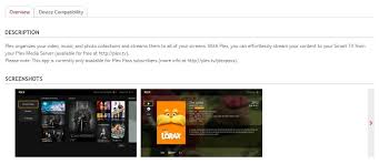 lg help library webos 2 0 tv smartshare u2013 plex media server app