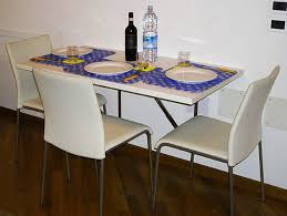 Folding Table Attached To Wall Home Design Dining Table Attached To Wall Dining Table Attached