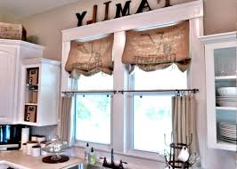 Vintage Kitchen Curtains by Vintage Kitchen Window Valances Also Modern Windows Design And