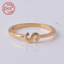 s ring s letter ring s letter ring suppliers and manufacturers at