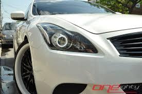 nissan 370z halo headlights headlight led orb myg37
