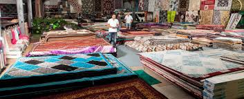 Round Colourful Rugs by Carpet City