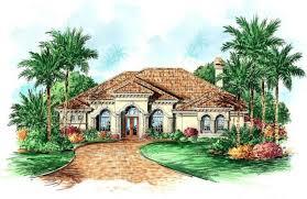 one story mediterranean house plans 3 bedroom 4 bath mediterranean house plan alp 089h allplans