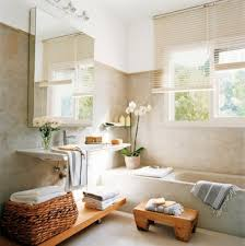 bathroom outdoor bathroom design and ideas with white bathtub and
