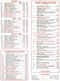 family garden menu happy garden menu