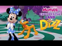 mickey mouse clubhouse minnie u0027s explores land dizz